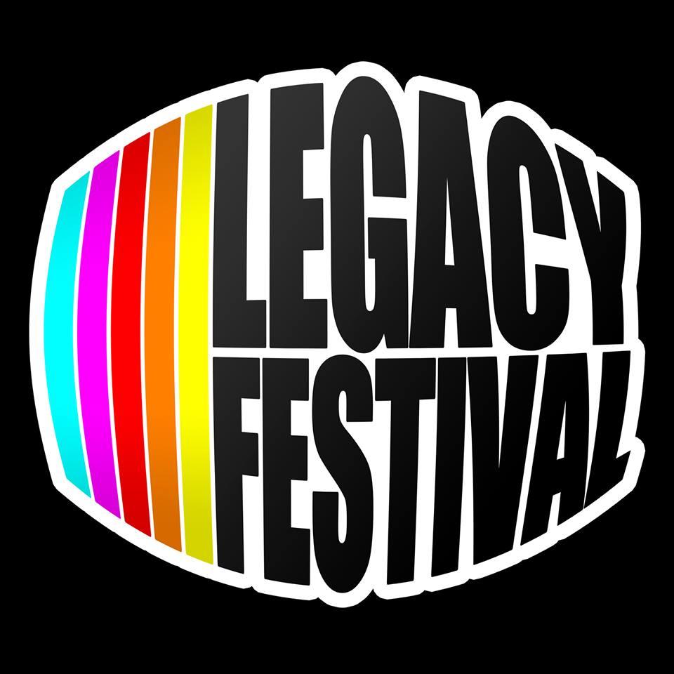 Legacy Festival just 2 Weekends Away